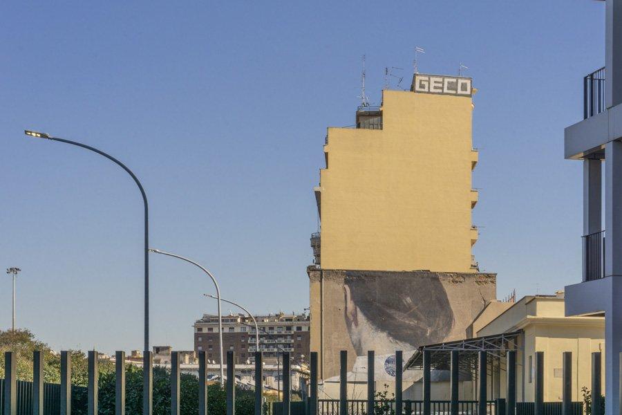 street art tour Roma