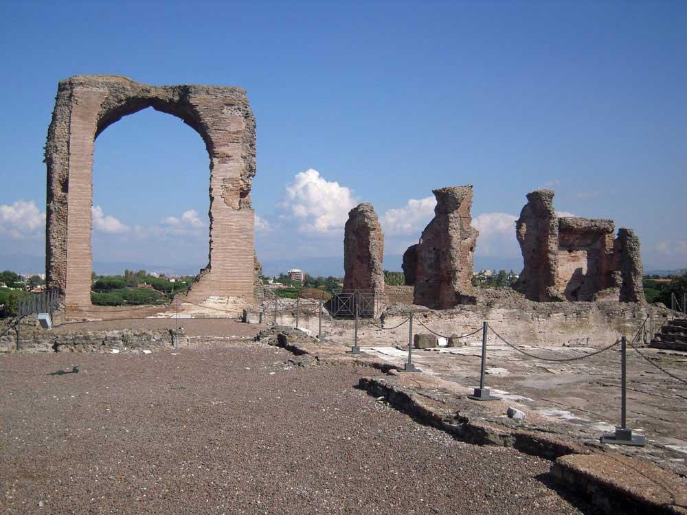 Villa dei Quintili Roma