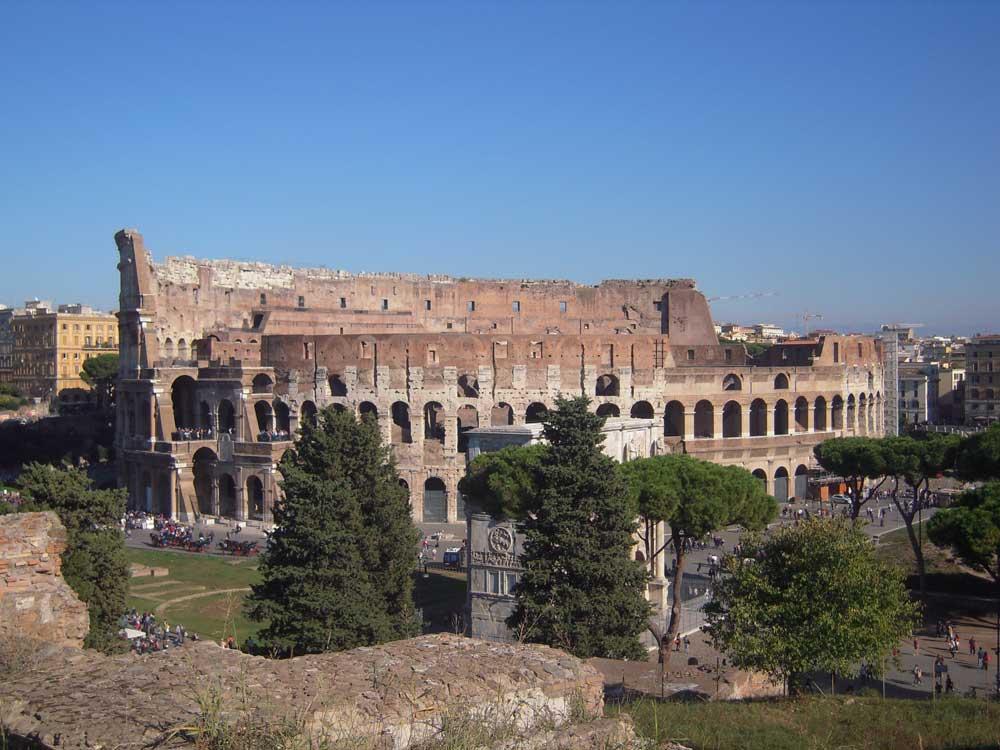 Colosseo e Foro Romano visita guidata