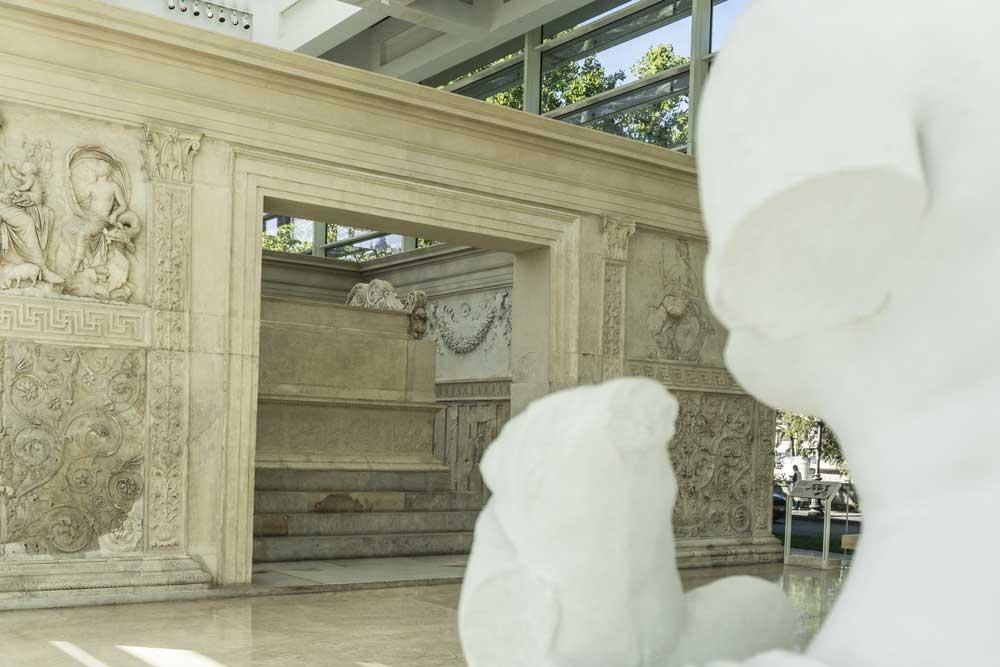 visita al Museo dell'Ara Pacis di Roma, sulle tracce dell'imperatore Augusto
