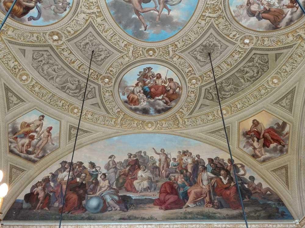 visita guidata a Villa Torlonia Roma