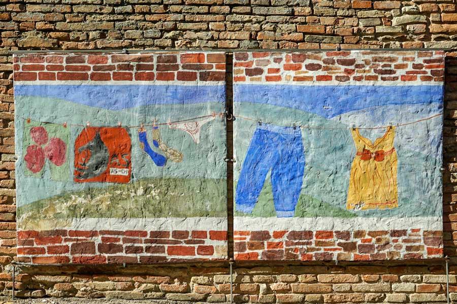 Arte Urbana nei Borghi Italiani