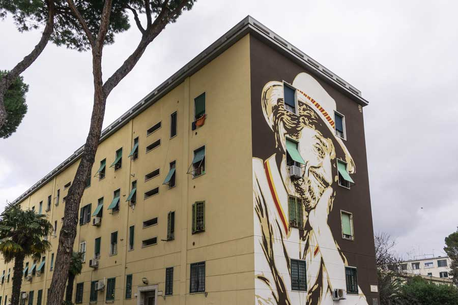 street art al Tufello, visita guidata