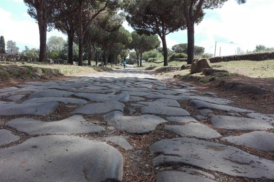 trekking urbano a Roma per scoprire la città tenendosi in movimento