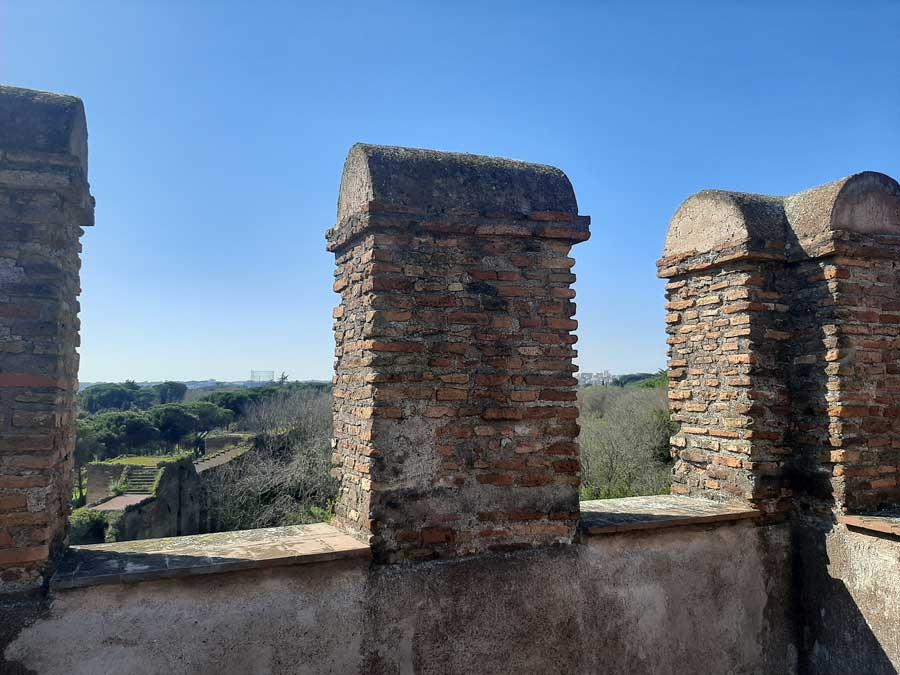 visita guidata al Museo delle Mura di Roma