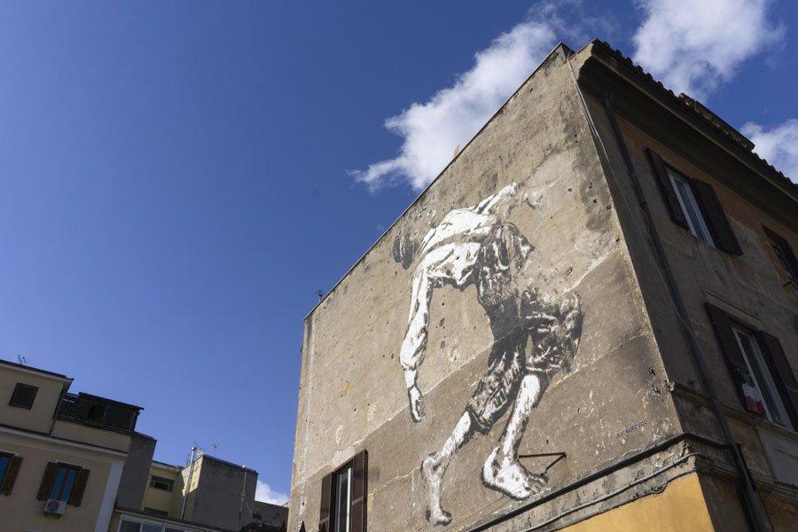 Street art a Roma: Torpignattara