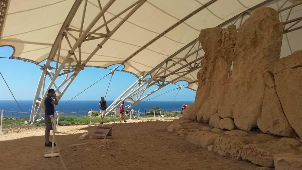 Itinerario archeologico a Malta: Hagar Qim