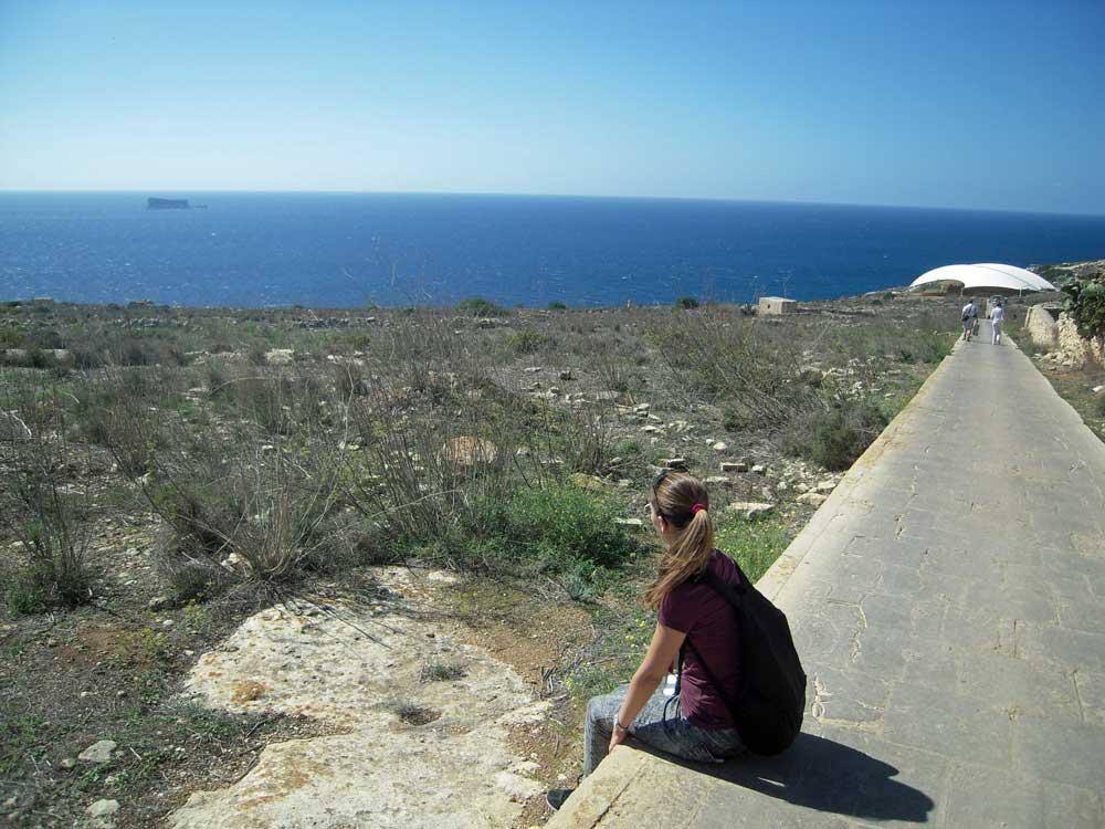 Malta archeologia: Hagar Qim