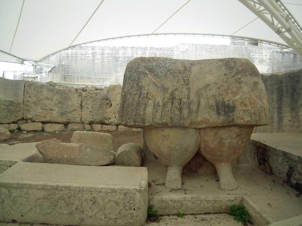Itinerario archeologico a Malta: Tarxien
