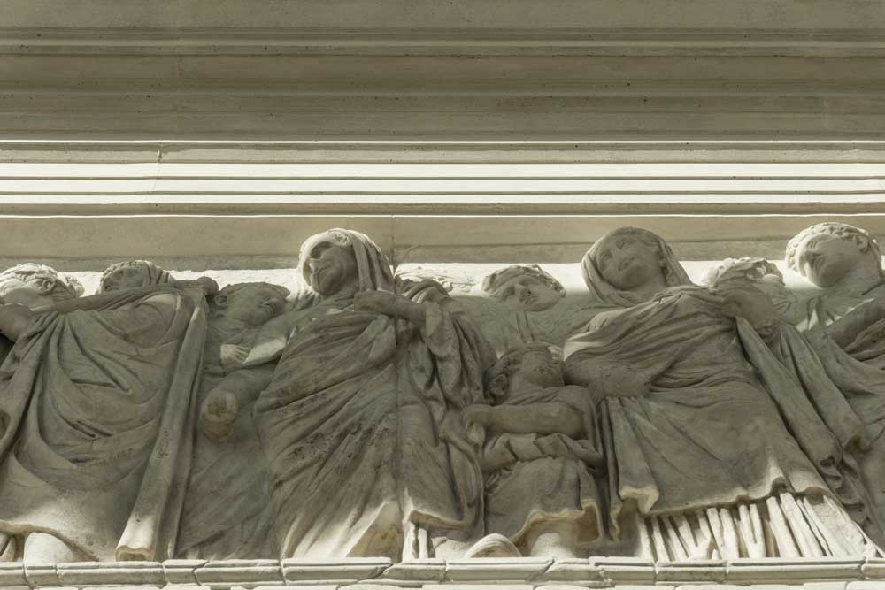 Museo Ara Pacis di Roma, incluso nel circuito della MicCard.