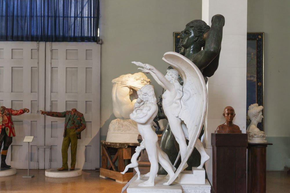 Musei gratis a Roma: Museo Hendrik Christian Andersen