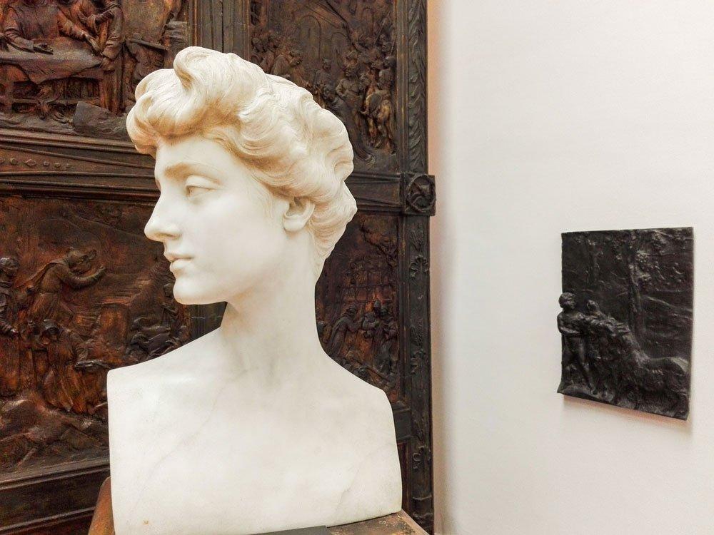 Musei gratis a Roma:  Museo Pietro Canonica a Villa Borghese