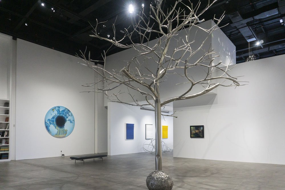 Arte contemporanea a Dubai: Alserkal Avenue