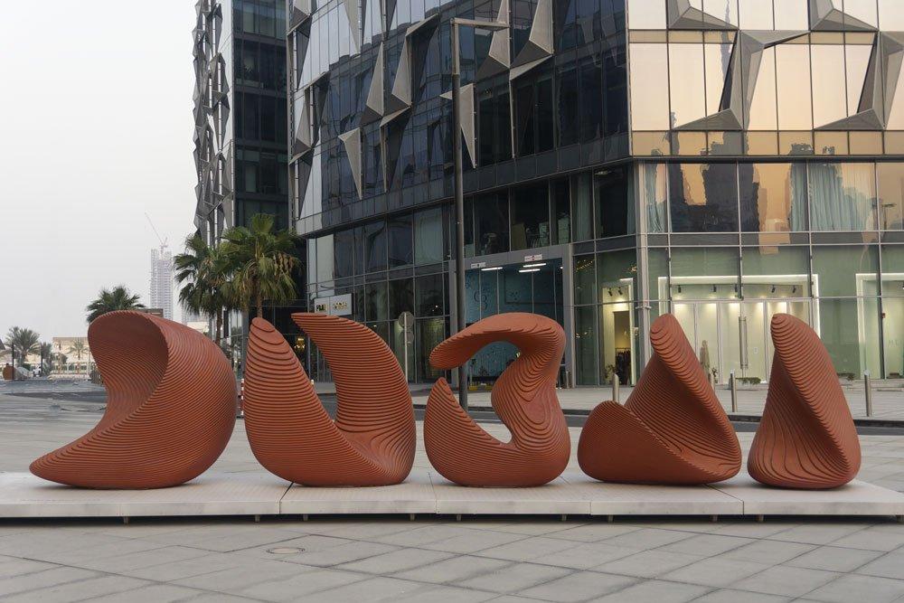 Arte contemporanea a Dubai