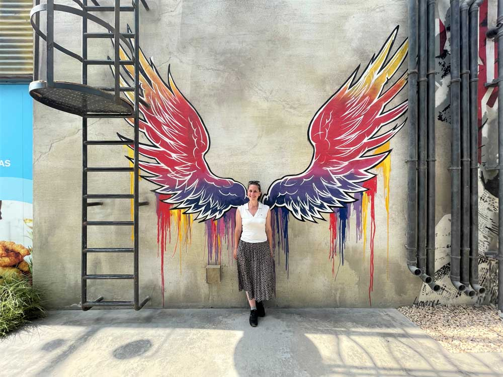 Arte contemporanea a Dubai: street art
