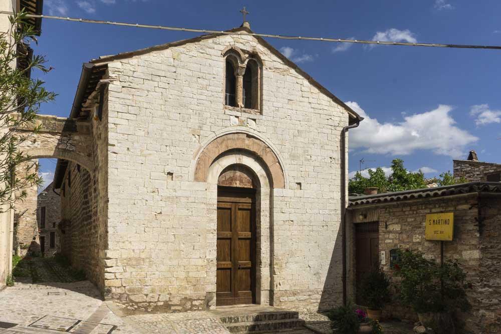 Chiesa di San Martino a Spello