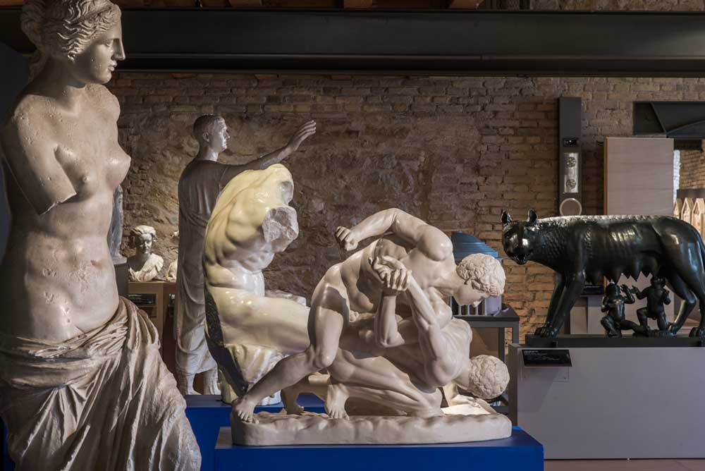 Museo Tattile Omero di Ancona