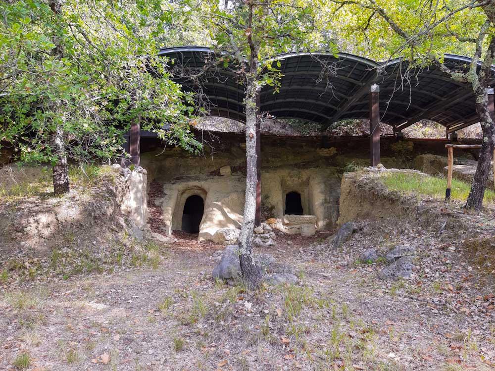 Necropoli etrusca di San Lorenzo