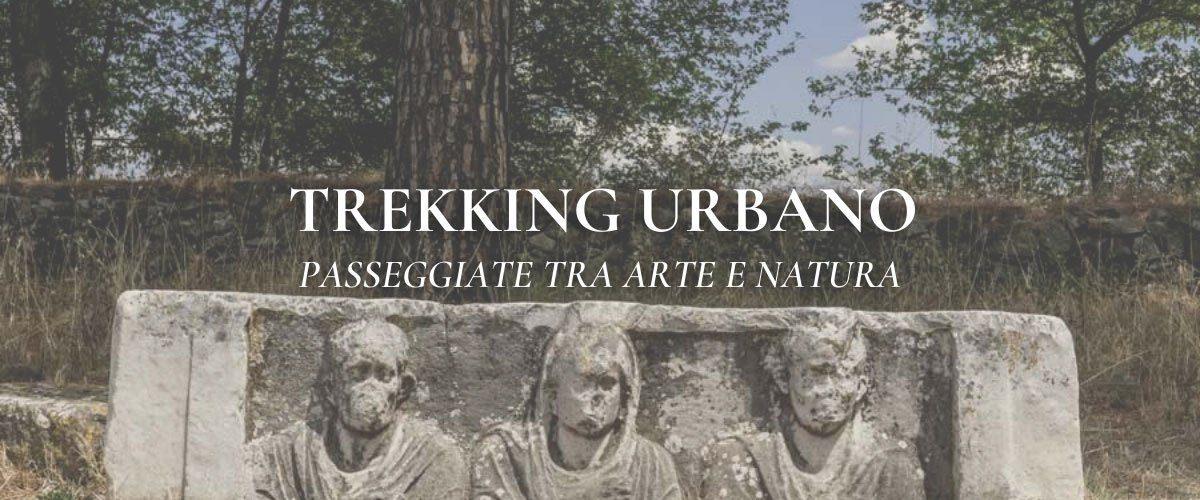 trekking urbano con una guida turistica certificata